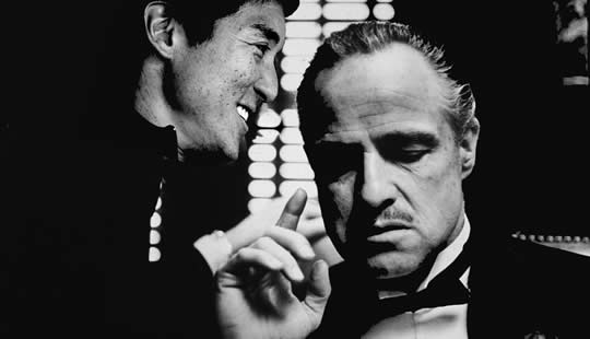 Guy Kawasaki counseling Don Corleone