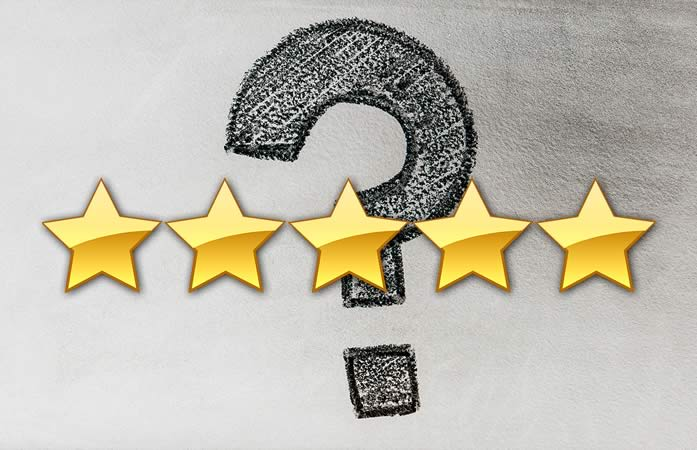 Why Great Reviews Aren't Always Great for Sales - Neuromarketing